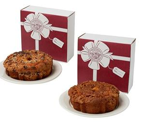 SPECIAL - Maple Walnut and Chocolate Almond Coconut 2 Pack in Gift Boxes