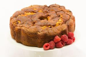 Juicy golden raspberries awaken your taste buds!
