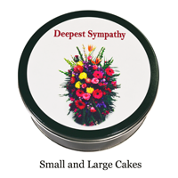 Bereavement Cake Tin
