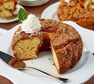 LARGE RUM COCONUT CAKE