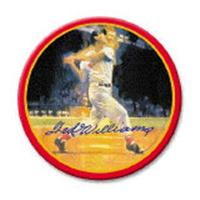 Ted Williams Commemorative Tin for Small Cakes