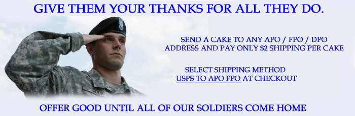 Salute a Soldier Today!